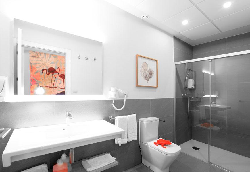 EIBARROOMS alojamiento funcional y sencillo, a la vez que moderno y acogedor en Eibar, Gipuzkoa