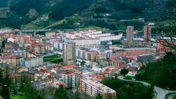 Eibar and surroundings